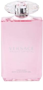 Versace Bright Crystal gel doccia da donna