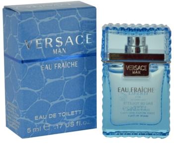 Versace Eau Fraîche Man eau de toilette para hombre 5 ml sin pulverizador