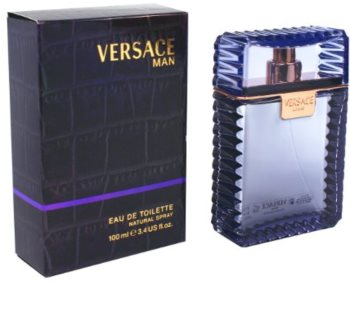 Versace Man Eau de Toilette pour homme