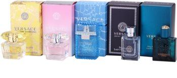 Versace Miniatures Collection poklon set IV. (kolekcionarska edicija)
