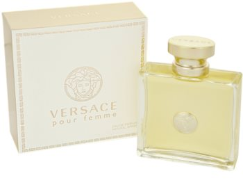 Versace Pour Femme Eau de Parfum for Women