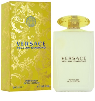 Versace Yellow Diamond latte corpo da donna