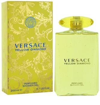 Versace Yellow Diamond Duschtvål för Kvinnor