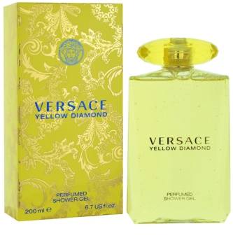 Versace Yellow Diamond τζελ για ντους για γυναίκες