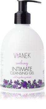Vianek Soothing gel na intimní hygienu