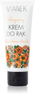 Vianek Nourishing intensive Creme für Hände mit nahrhaften Effekt
