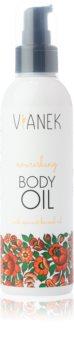 Vianek Nourishing regeneráló olaj testre tápláló hatással