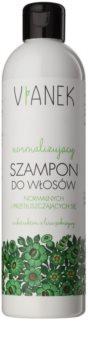 Vianek Energizing champô suave para uso diário para cabelo normal a oleoso