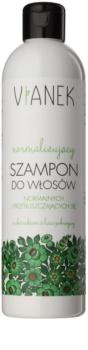 Vianek Energizing jemný šampón na každodenné použitie pre normálne až mastné vlasy