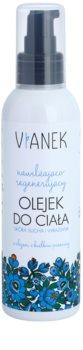 Vianek Moisturising óleo corporal regenerador com efeito hidratante