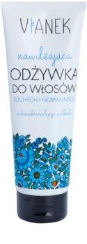 Vianek Moisturising condicionador de cabelo para cabelo seco e normal