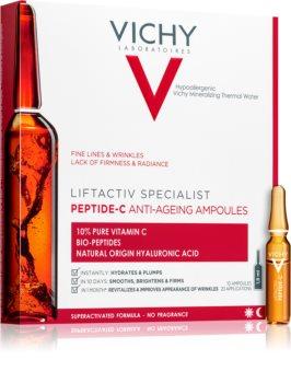 Vichy Liftactiv Specialist Peptide-C Ampulli Ryppyjä Ehkäisevän Vaikutuksen Kanssa