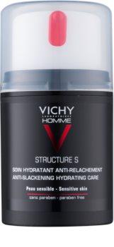 Vichy Homme Structure S creme hidratante para flacidez da pele