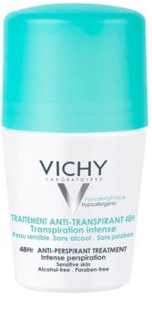 Vichy Deodorant 48h antiperspirant roll-on impotriva transpiratiei excesive