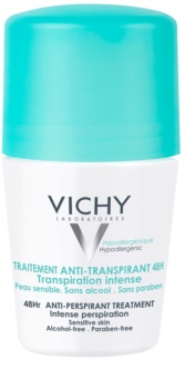 Vichy Deodorant 48h Antiperspirant Roll-On to Treat Excessive Sweating