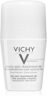 Vichy Deodorant рол-он за чувствителна и раздразнена кожа
