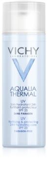 Vichy Aqualia Thermal UV hydratisierende und beruhigende Creme