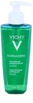 Vichy Normaderm mélyen tisztító gél a bőrhibákra
