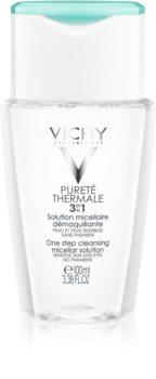 Vichy Pureté Thermale água micelar de limpeza 3 em 1