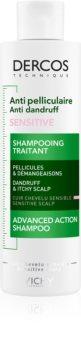 Vichy Dercos Anti-Dandruff Hautberuhigendes Shampoo gegen Schuppen