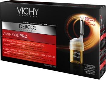 Vichy Dercos Aminexil PRO intensywna kuracja przeciw wypadaniu włosów dla mężczyzn
