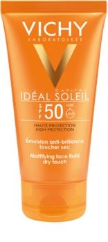 Vichy Capital Soleil zaštitni matirajući fluid za lice SPF 50