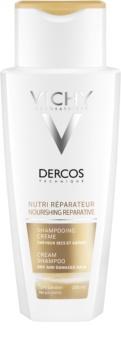 Vichy Dercos Nutri Reparateur поживний шампунь для сухого або пошкодженого волосся