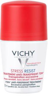 Vichy Deodorant Roll-on til at behandle overdreven svedtendens