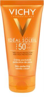 Vichy Idéal Soleil Capital schützende Creme für samtweiche Haut SPF 50+