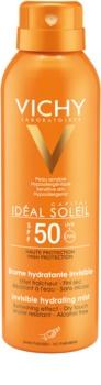 Vichy Capital Soleil láthatatlan hidratáló spray SPF 50
