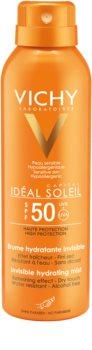 Vichy Capital Soleil spray hidratante invisível SPF 50