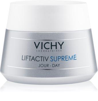 Vichy Liftactiv Supreme crema de zi cu efect lifting  pentru piele normală și mixtă