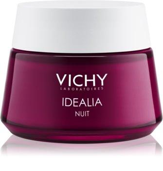 Vichy Idéalia bálsamo regenerador de noche textura ligera
