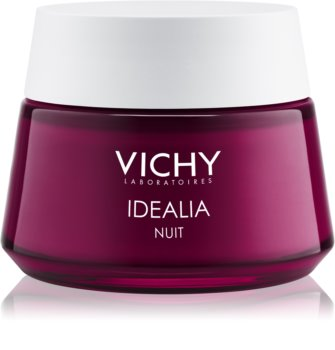 Vichy Idéalia Regenerating Night Light Balm