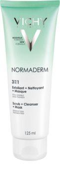 Vichy Normaderm почистваща грижа за мазна и проблемна кожа