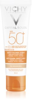 Vichy Capital Soleil 3 in 1 Tinted Anti Dark Spots Care SPF 50+