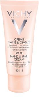 Vichy Hand & Nail Nourishing Hand and Nail Cream To Treat Dark Spots