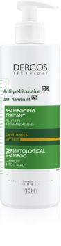 Vichy Dercos Anti-Dandruff shampoing antipelliculaire pour cheveux secs