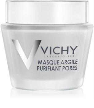 Vichy Mineral Masks masque argile purifiant pores