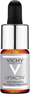 Vichy Liftactiv Fresh Shot tratament intensiv antioxidant, împotriva semnelor de oboseală a pielii