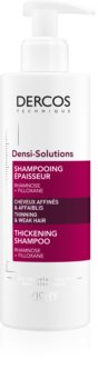 Vichy Dercos Densi Solutions Șampon pentru îngroșare