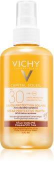 Vichy Capital Soleil spray protector cu beta-caroten SPF 30