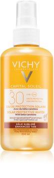 Vichy Idéal Soleil védő spray béta-karotinnal SPF 30