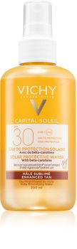 Vichy Idéal Soleil zaštitni sprej s betakarotenom SPF 30