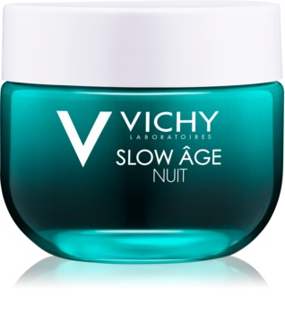 Vichy Slow Âge obnovujúca a okysličujúca nočná starostlivosť