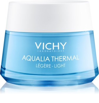 Vichy Aqualia Thermal Light ľahký hydratačný krém pre normálnu až zmiešanú citlivú pleť