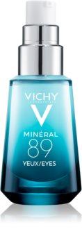 Vichy Minéral 89 booster fortifiant et repulpant à l'acide hyaluronique contour des yeux