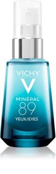 Vichy Minéral 89 Hyaluron-Booster com efeito revitalizante e fortificante para o contorno dos olhos