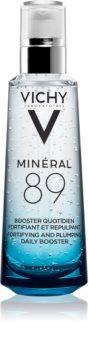 Vichy Minéral 89 Hyaluron-Booster com efeito revitalizante e fortificante
