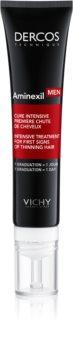 Vichy Dercos Aminexil Men trattamento intensivo anti-caduta dei capelli per uomo
